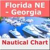 FLORIDA (NE) to GEORGIA Marine