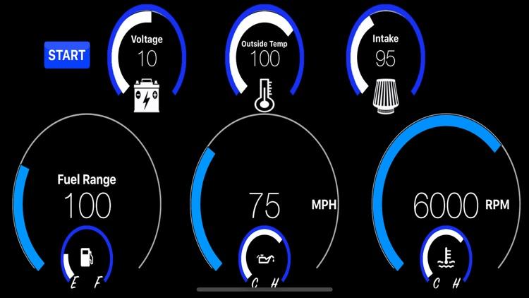 MultiDash: OBD2 Dashboard screenshot-5