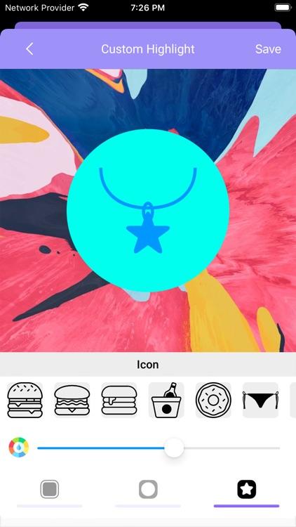 Highlight Cover Maker screenshot-3