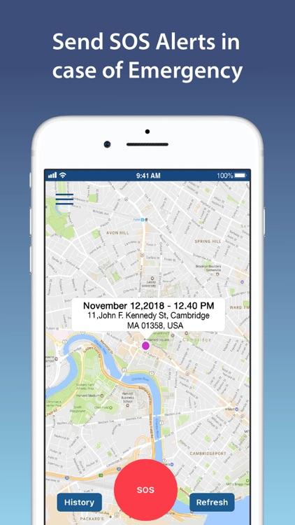 Track a Phone - iLocateMobile screenshot-9