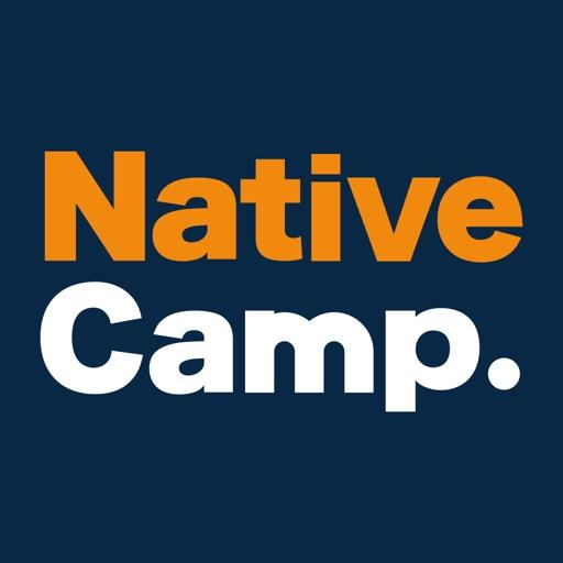 英会話アプリNative Campで英会話リスニング