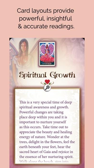 Universal Love Healing Oracle screenshot 4