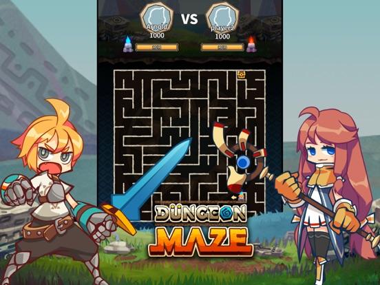 Dungeon Maze.io screenshot 13