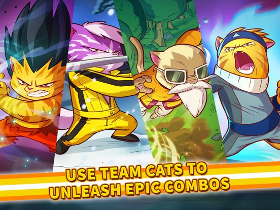 Tap Cats: Epic Card Battle CCG screenshot 10