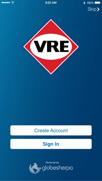 VRE Mobile screenshot-0