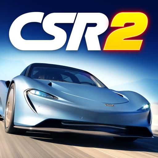 CSR Racing 2 - #1 Racing Games app logo