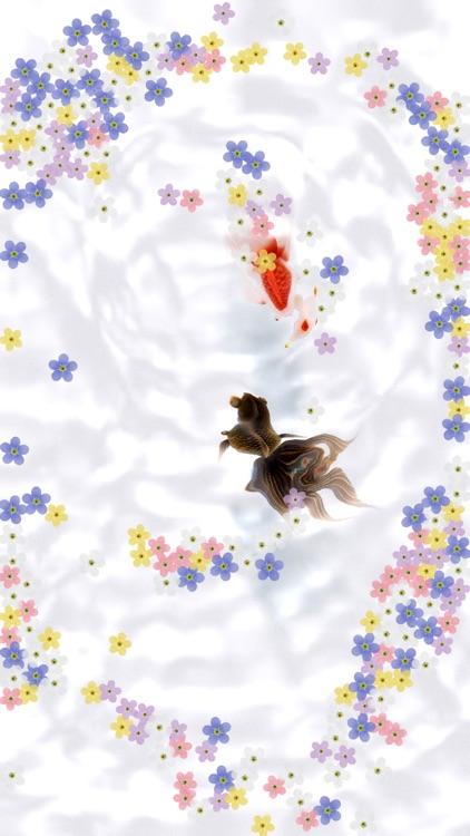 Wa Kingyo LE - Goldfish Pond screenshot-3