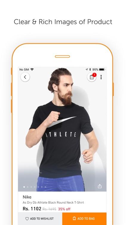 Jabong - Fashion Shopping App screenshot-3