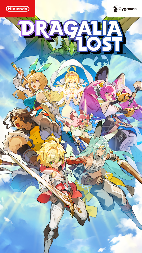 Dragalia Lost App for iPhone - Free Download Dragalia Lost