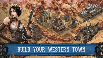 Wild West: Steampunk Alliances screenshot two