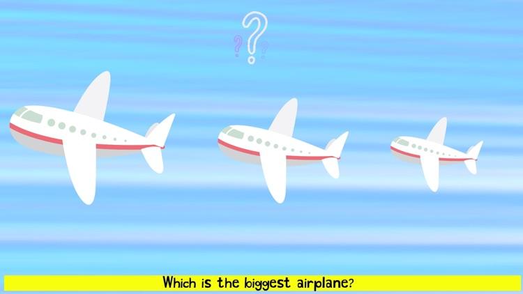 Airplane Games for Kids FULL screenshot-6