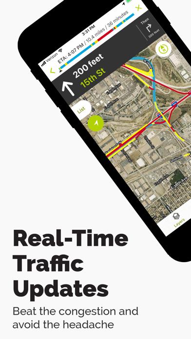 Mapquest Gps Navigation Maps review screenshots