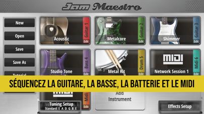 Screenshot #3 pour Jam Maestro Lite