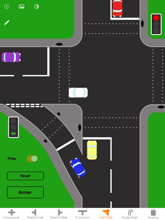 Learn To Drive: Traffic Lights screenshot-3