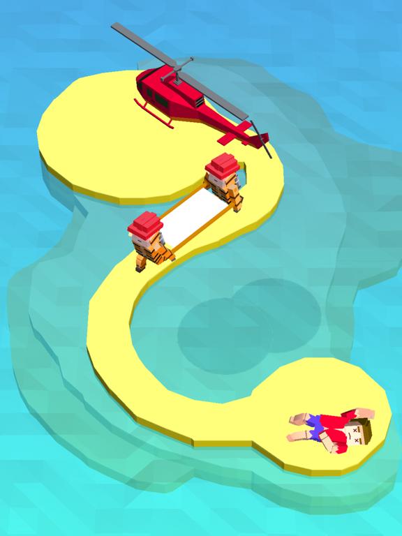 Rescue Road- Crazy Rescue Play screenshot 6