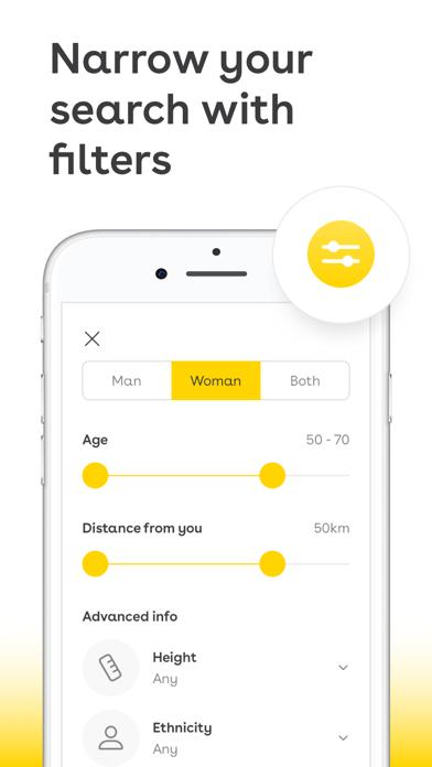Lumen - Mature Over 50s Dating Screenshot