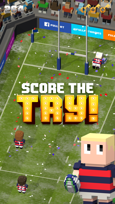 Blocky Rugbyのおすすめ画像3
