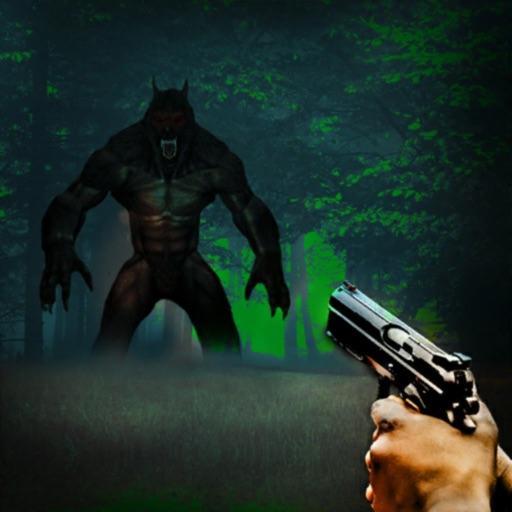 Hunter vs bigfoot dark monster iOS App