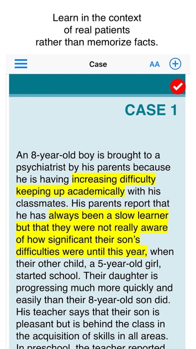 Case Files Psychiatry, 5/e Screenshot