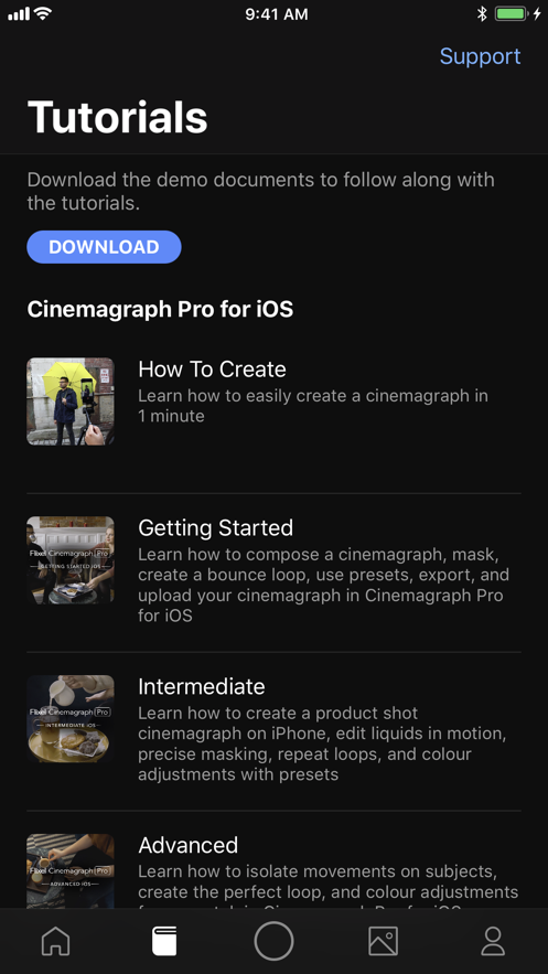 Cinemagraph Pro-10