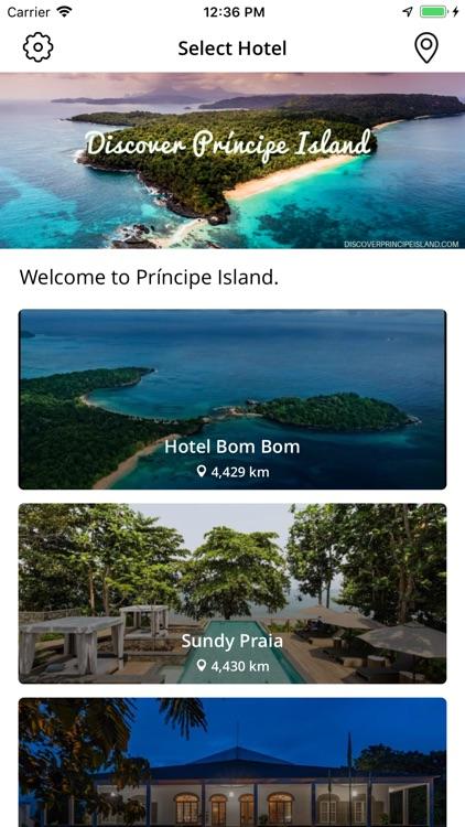 HBD Príncipe Island