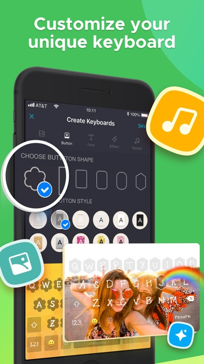 New Emoji & Fonts - RainbowKey screenshot-4