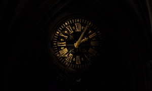 Clock - Halloween Edition