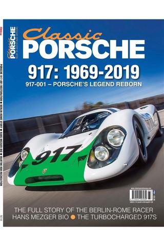 Classic Porsche Magazine - náhled