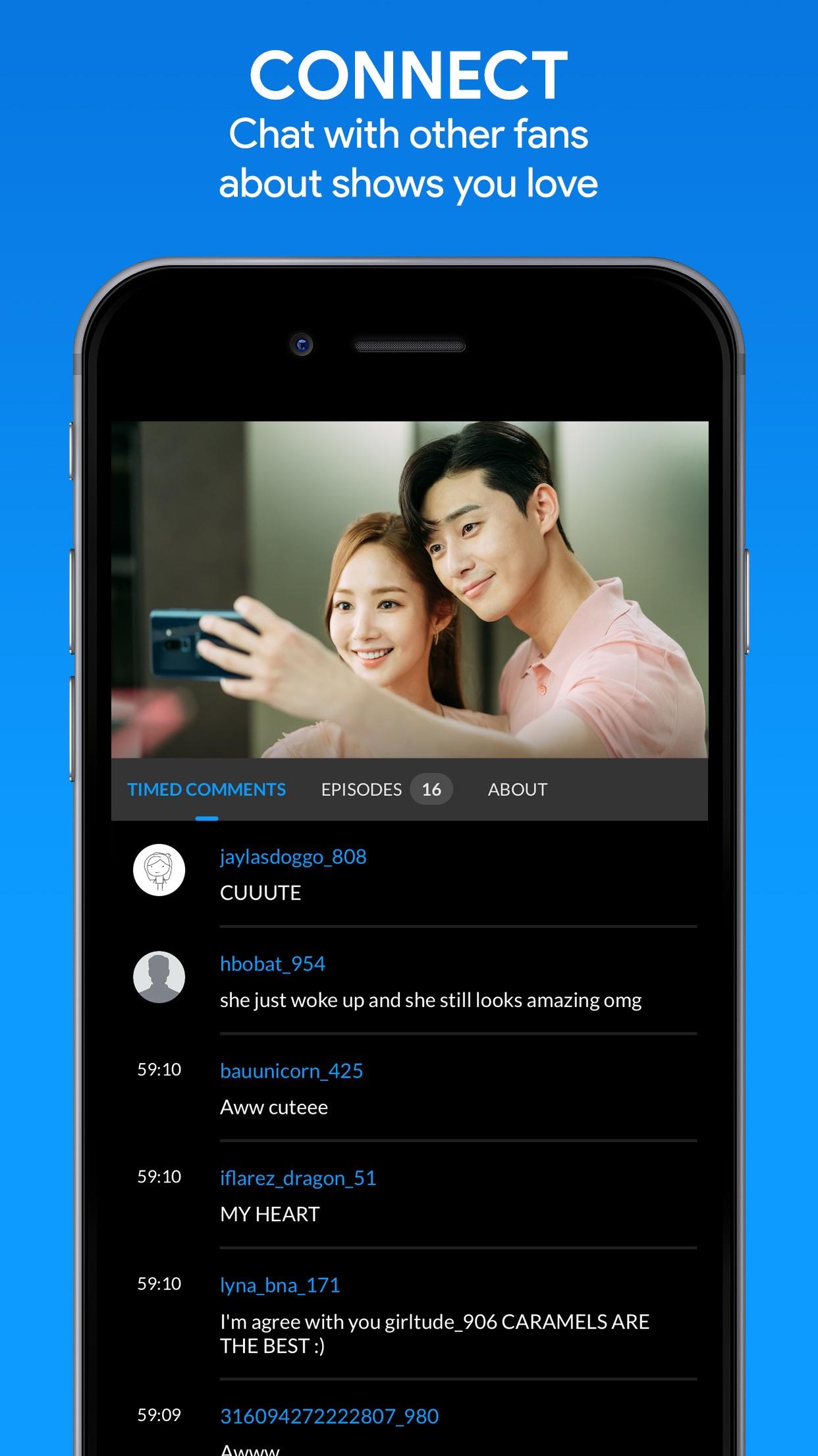 Viki: Asian TV Dramas & Movies Screenshot