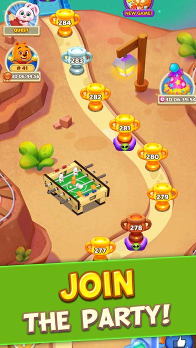 Toy Party: Match 3 Hexa Blast! screenshot 5