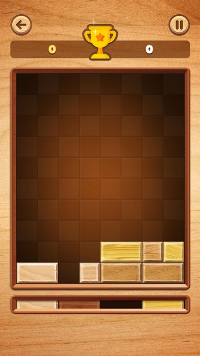 Wood Block: Puzzle Solve