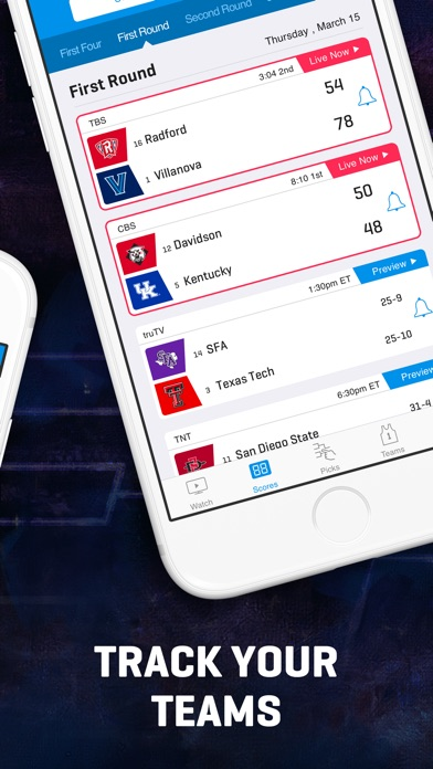 download NCAA March Madness Live apps 3