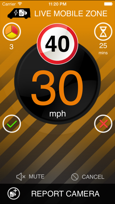 Cyclops - Speed Camera Alerts by Cyclops UK Ltd (iOS, United