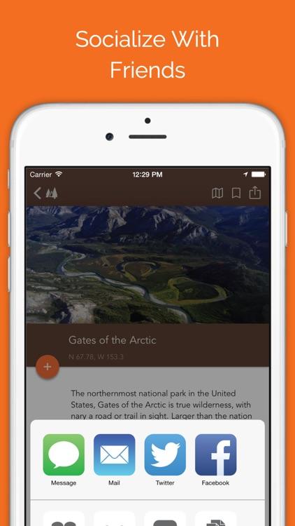Chimani: National Park Guides screenshot-4