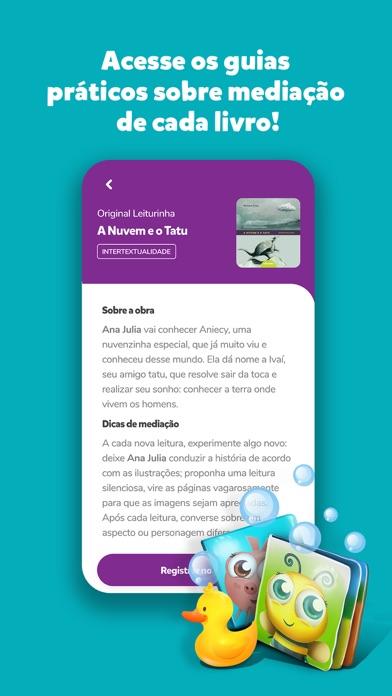 Leiturinha screenshot 2