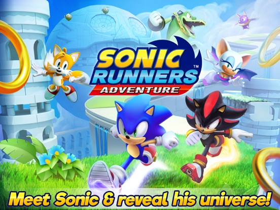 Sonic Runners Adventure Screenshots