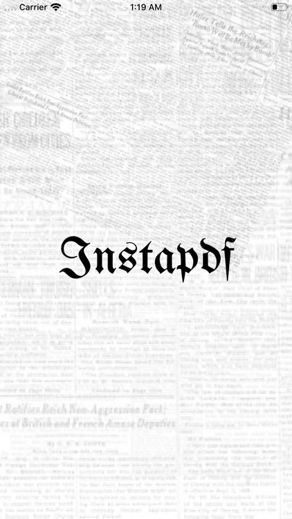 InstaPDF: read and audible pdf screenshot-5