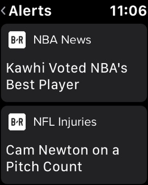 Bleacher Report: Sports News on the App Store