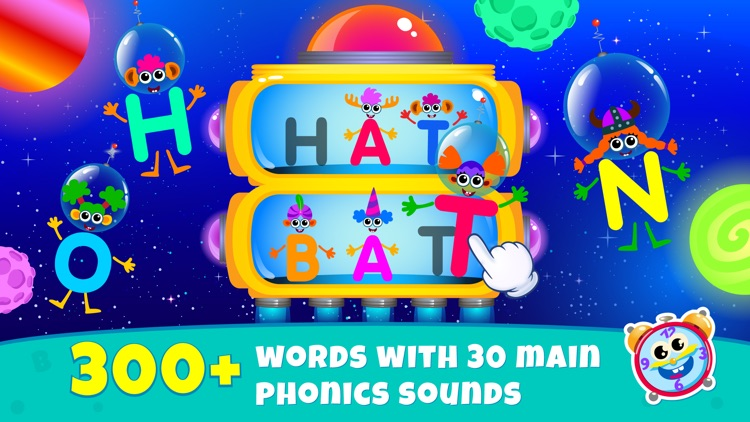 Games for Kids Reading Letters screenshot-6