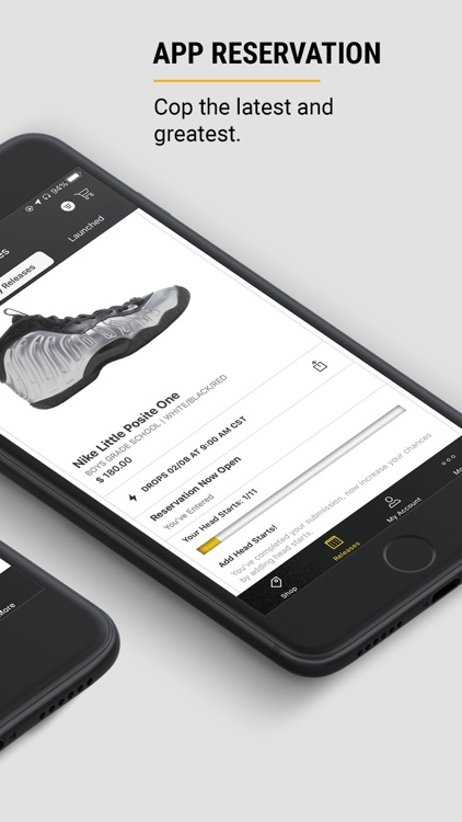 Footaction - Shop New Releases screenshot-3