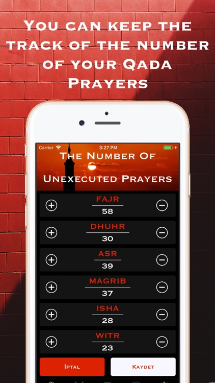 The Prayer of Qada Calculator