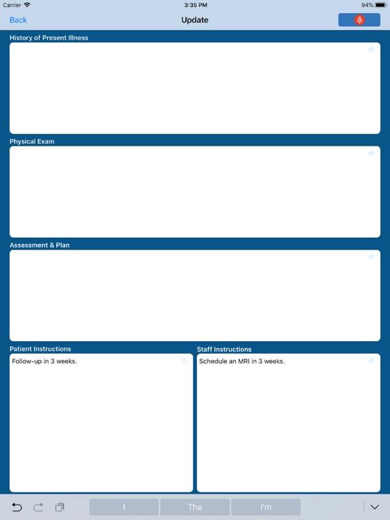 CScribe screenshot-4