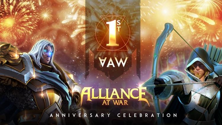 Alliance at war: magic throne