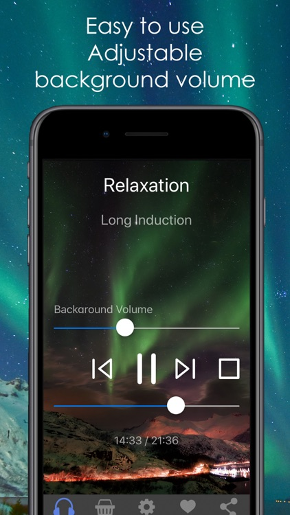 Total Relaxation Meditation screenshot-1