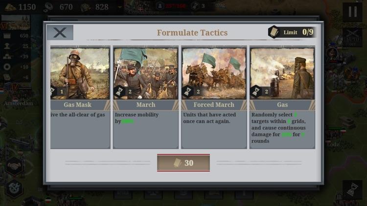 European War 6: 1914 screenshot-7