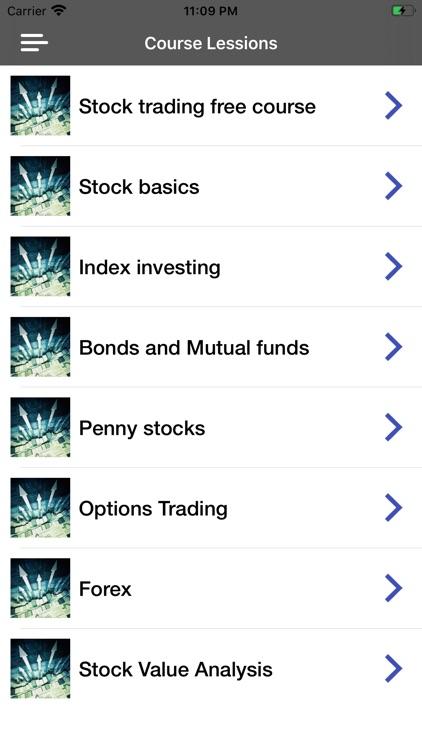 Stock Market Portfolio Course
