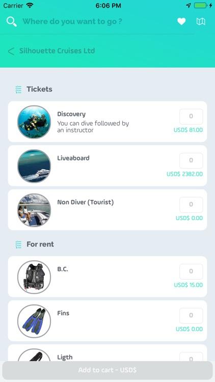 Godive App screenshot-6