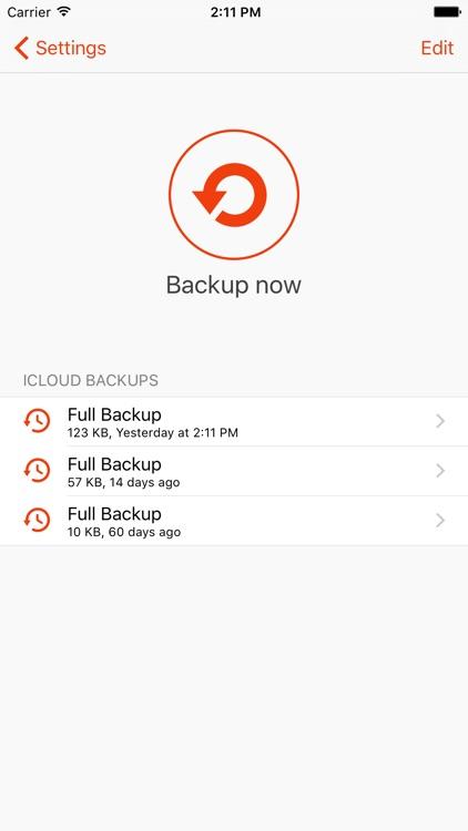 Lock Notes - Passcode Protect screenshot-4