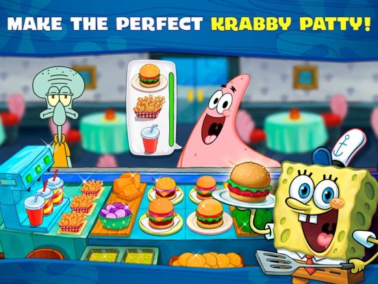 iPad Image of SpongeBob: Krusty Cook-Off