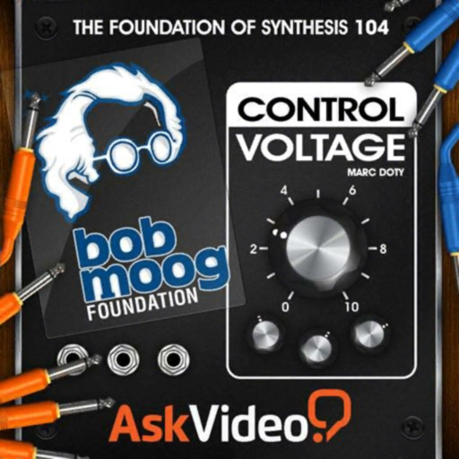 Control Voltage Course by AV